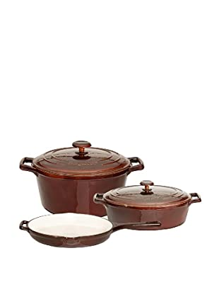 BergHOFF Neo Cast Iron 5-Piece Cookware Set