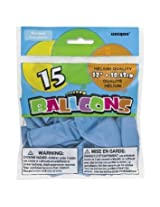 """Charmed Celebrations BABY BLUE 12"""" Balloons"""