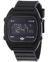 Adidas Digital Black Dial Unisex Watch - ADH2726
