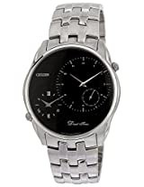 Citizen Analog Black Dial Men's Watch - AO3000-50E