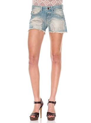 Pepe Jeans London Shorts Era (Blau)
