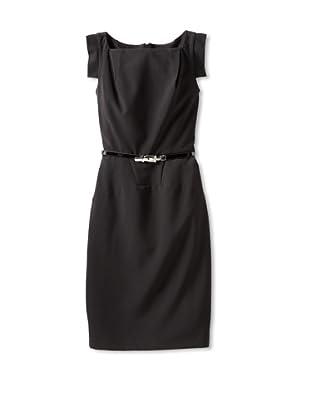 Single Women's The Victoria Dress (Black)