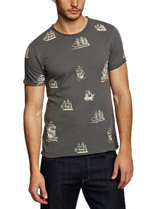 Bolongaro Trevor Camiseta Johnny (Gris Oscuro)