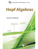 Hopf Algebras: Volume 49