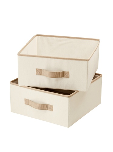 Honey-Can-Do Accessory Drawers for Hanging Organizer (Natural)