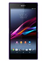Sony Xperia Z Ultra (Purple)