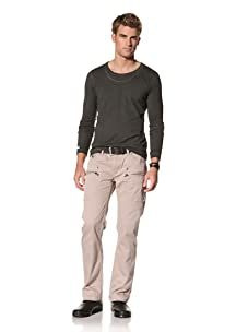 MOD Men's Yannick Straight Leg Jeans (Sand)