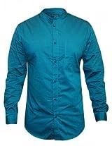 Arrow Green Casual Shirt