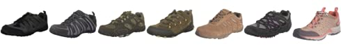 Merrell Women's Avian Light Waterproof Athletic Shoe Leather