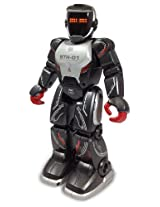 BLU-BOT INTELLIGENT ROBOT