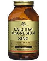 Calcium/Magnesium/Zinc - 250 - Tablet