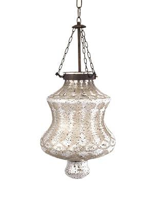 Cadel Etched Glass Pendant Light