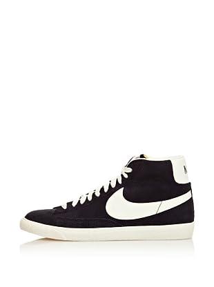 Nike Zapatillas Blazer Mid Prm Vntg Suede (Marino / Blanco)