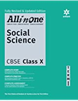 All-In-One Social Science CBSE Class 10th Term-I