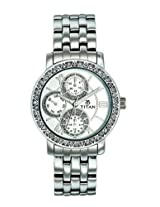 titan chronograph 9743sm01 ladies watch