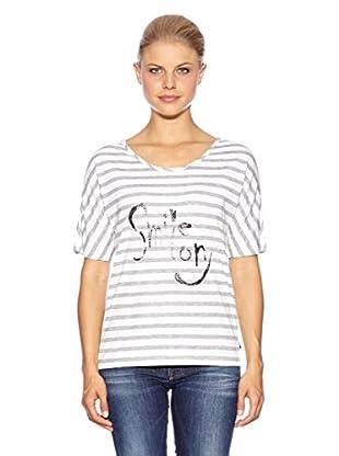 Anna Scott Shirt Baker (Crudo / Gris)