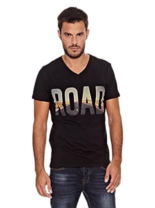 Paul Stragas Camiseta Yannis (Negro)