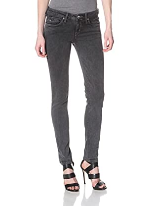SOLD Design Lab Women's Soho Skinny Jean (Grey)