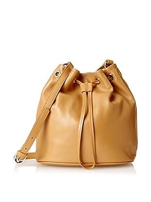 Charles Jourdan Women's Linzi Drawstring Bag, Tan