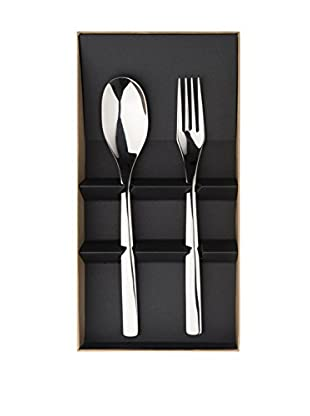 Guy DeGrenne 2-Piece Guest Serving Set, Mirror