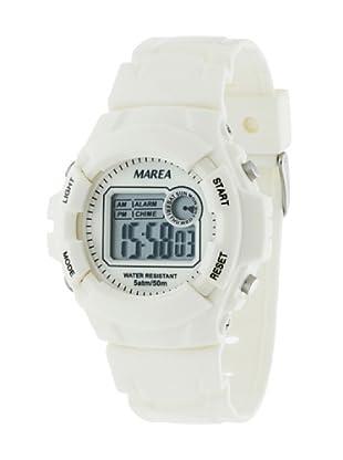 Marea 40135/2 - Reloj Unisex resina Blanco