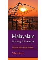 Malayalam Dictionary and Phrasebook (Hippocrene Dict/Phrasebooks)