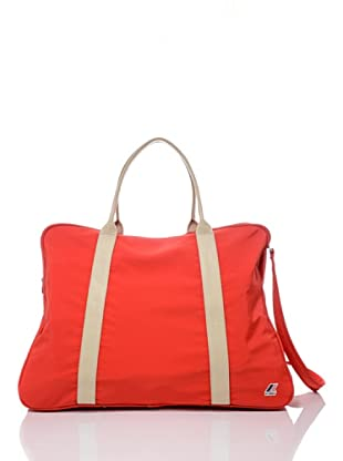 K-WAY Bolsa Maker 24h Bonded (Rojo)