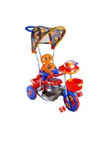 Mee Mee Baby Tricycle, Blue/Red