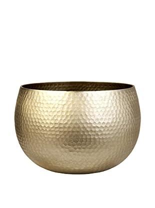 Lene Bjerre Abigine Flower Pot, large, Light Gold