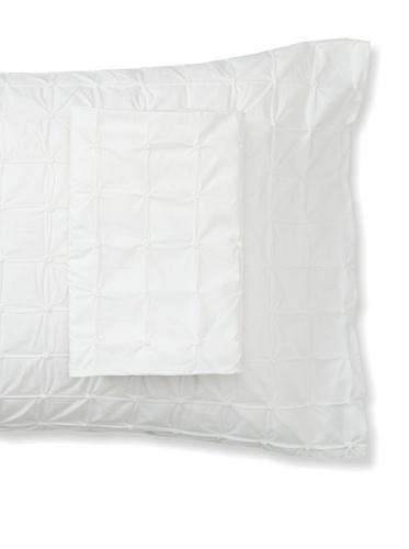 Mili Designs Pair of Spirit Pillowcases (White)