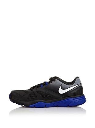 Nike Zapatillas Nike Dual Fusion Tr Iv (Negro / Gris / Azul)