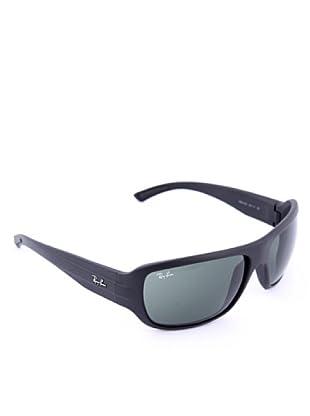 Ray Ban Sonnenbrille Carey 601S schwarz 64