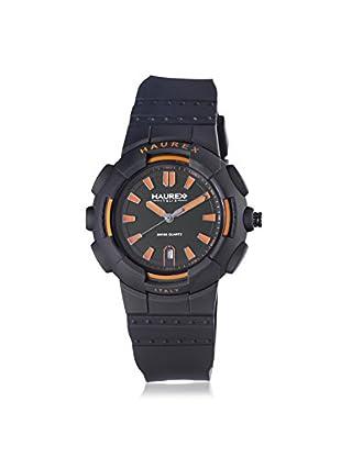 Haurex Men's 2P504UYN Tremor Black Rubber Watch