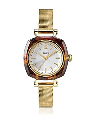 TIMEX Reloj de cuarzo Woman Helena Dorado 30 mm