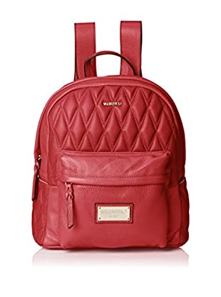 Valentino Bags by Mario Valentino Women's Diego D Quilted Backpack, Rubino