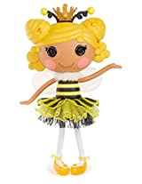 Lalaloopsy Doll- Royal T. Honey Stripes