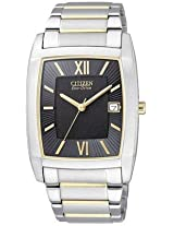 Citizen Analog Watch Silver Gold BM6494 57E
