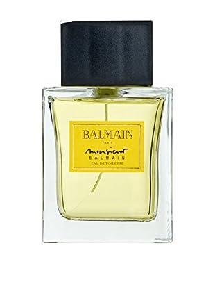 Balmain Eau de Toilette Herren Monsieur 100 ml, Preis/100 ml: 35.95 EUR