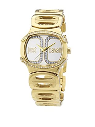 Just Cavalli Reloj de cuarzo Born Dorado 34.5 mm