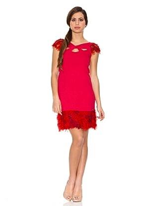 Jota + Ge Vestido Viga (Rojo)
