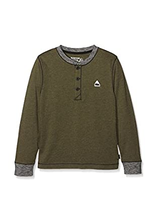 Burton Camiseta Manga Larga Luca Henley Night