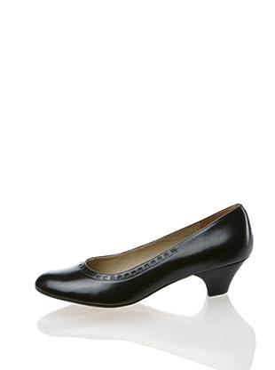 Clarks Alegra Ace 20350182, Scarpe con tacco donna (Nero (Schwarz (Black Leather)))