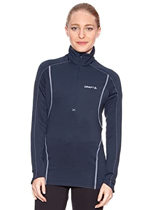 Craft Camiseta Stretch Lightweight (Azul Marino)