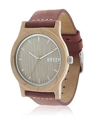 BREEF WATCHES Uhr mit japanischem Uhrwerk Unisex MAPLE ORIGINAL 44 mm
