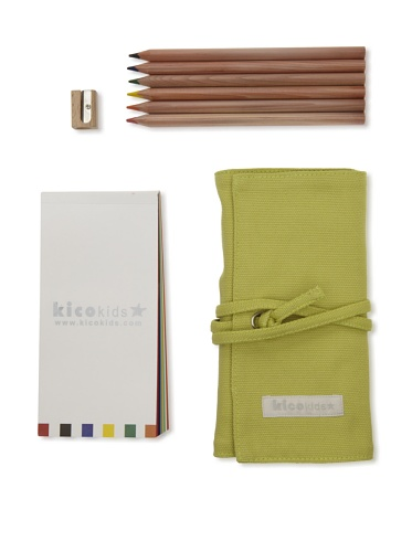 kicokids Artist Kit, Lime