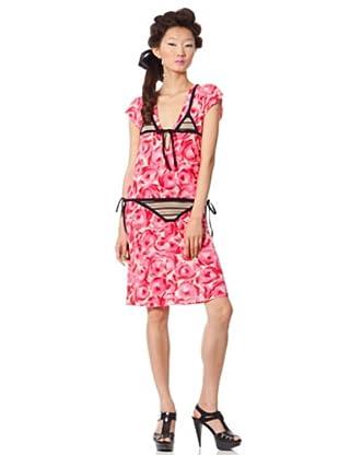 Custo Vestido Rul Up (Rosa)