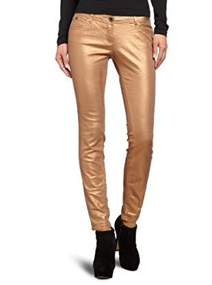 TOM TAILOR Denim Skinny Hose (Gold)