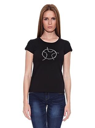 Mystica Camiseta Tacara (Negro)