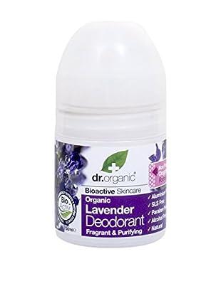 Dr Organic Deodorante Roll-On Lavender 50 ml