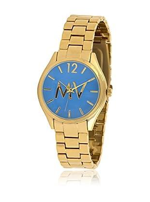 MUSAVENTURA Reloj Osiris Oro / Azul